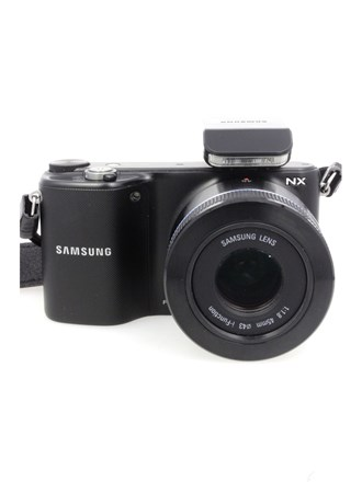 Фотоаппарат Samsung NX 2000 B