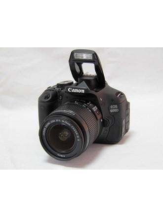 Фотоаппарат CANON S600D