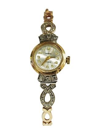 """Часы """"Чайка"""" с браслетом"""