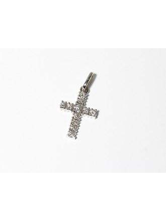 "Крест золото 585"" Бриллианты"