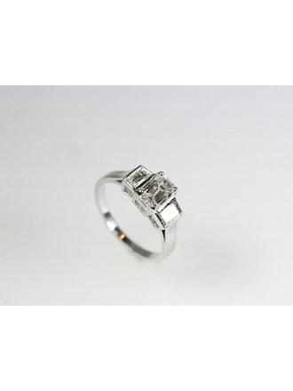 "Кольцо Бриллианты Золото 585"""