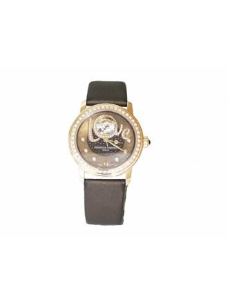 Часы FREDERIQUE CONSTANT Бриллианты Сталь