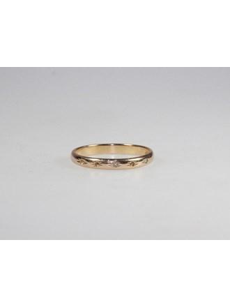 Обручальное кольцо Золото 585