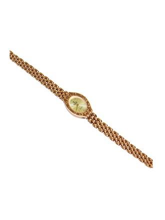 """Часы с браслетом Золото 585"""""""