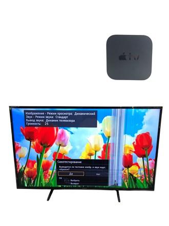 Телевизор и приставка