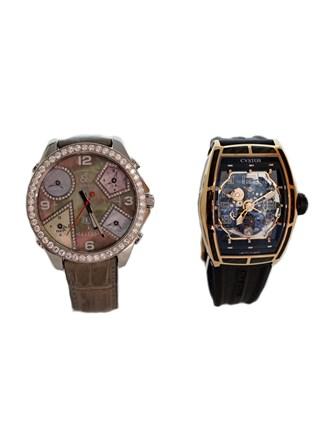 Часы JACOB&CO Часы CVSTOS