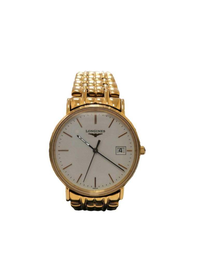 Швейцарские часы  Longines Presence Quartz L4.720.2.32.8.