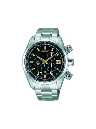 Часы Grand Seiko Spring Drive Chronograph Titanium SBGC005