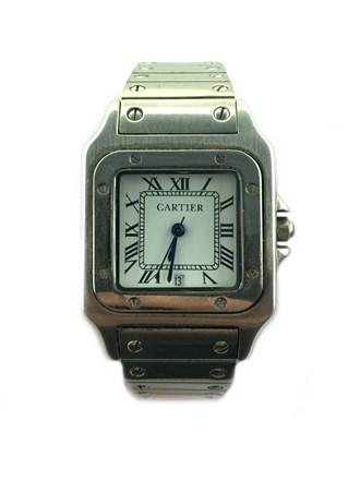 Часы Cartier Santos