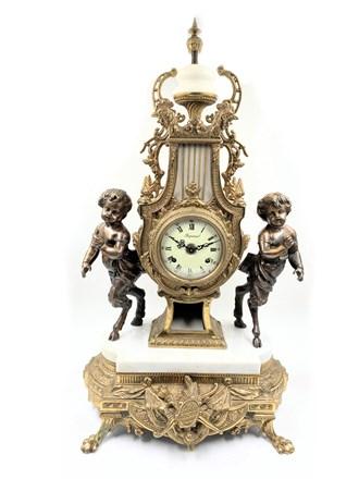 Часы каминные Imperial