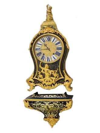 Часы с консолью