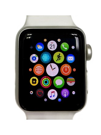 Часы Apple watch series 3 38mm