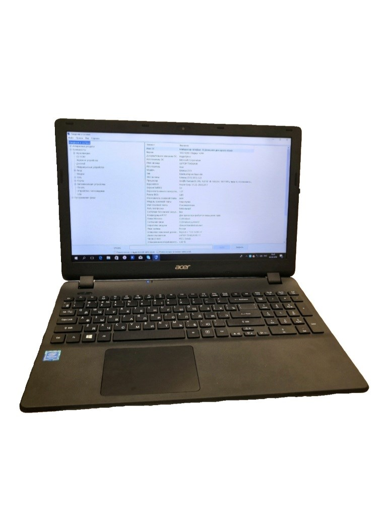 Ноутбук Acer Extensa EX2519.