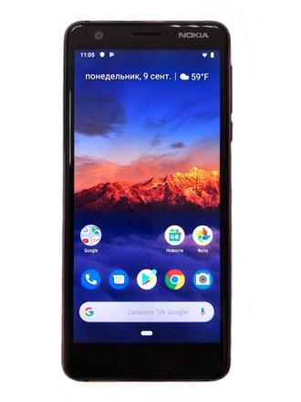 Сотовый телефон Nokia 3.1