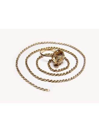 Кольцо Золото 585 Циркон