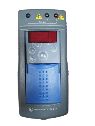Мегаомметр Радио-Сервис Е6-24/1