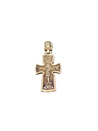 """Крест Православный Золото 585"""""""