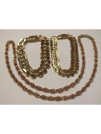 Набор изделий золото 585