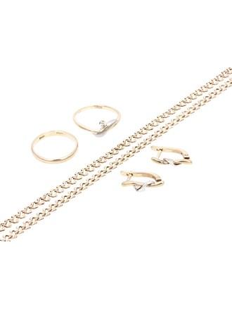 """Ювелирные украшения Золото 375"""" 585"""" Бриллианты"""