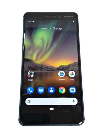 Смартфон Nokia 6.1