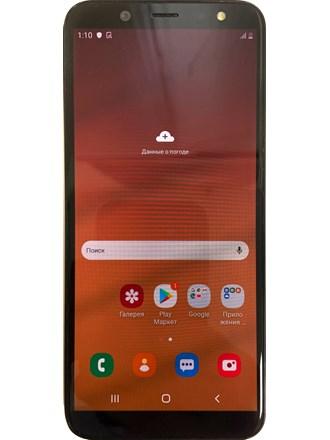 Сотовый телефон Samsung A6 32Gb