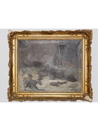 Картина в раме  Масло холст Рамы для картин