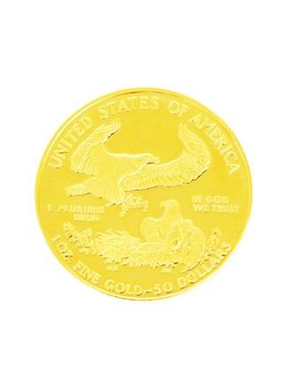 """Монета Золото 916"""" Америка"""