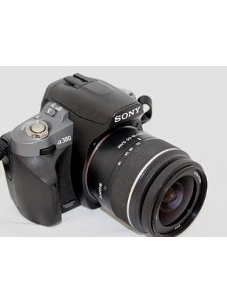 Фотоаппарат SONY DSLR-A380