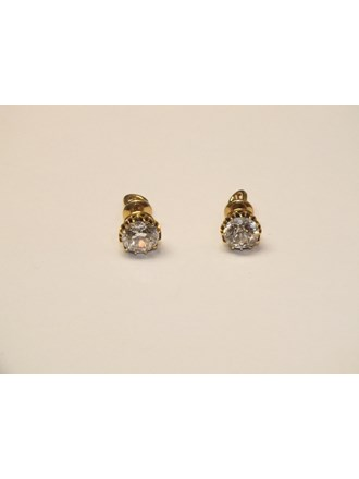 Серьги Бриллианты Золото 585