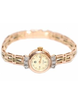 """Часы Браслет Золото 585"""" Бриллианты"""