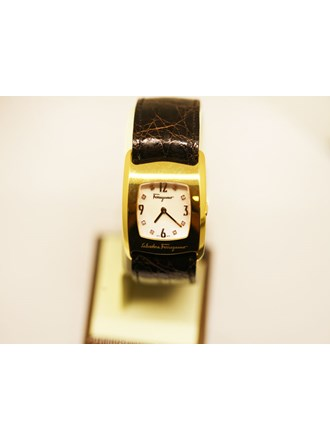 """Часы FERRAGAMO 2 шт. Золото 750"""""""