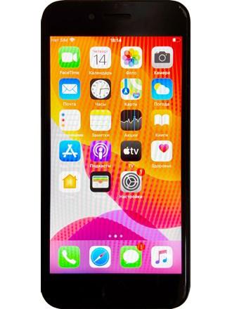 Сотовый телефон iPhone 7 jet black 256Gb