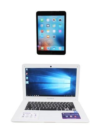 Ноутбук IRBIS и iPad mini