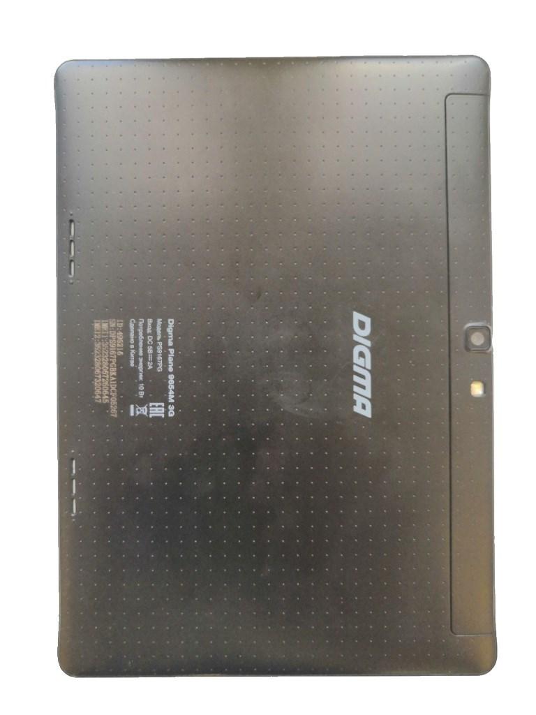 Планшет Digma Plane 9654M 3G.