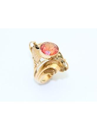 """Кольцо Золото 585"""" Корунд"""