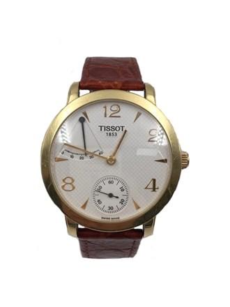Часы золотые  Tissot 1853