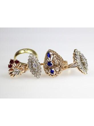 Ювелирные украшения. Золото 585. Бриллианты
