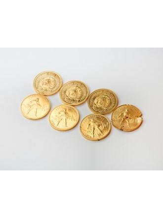 Монеты Золото 900