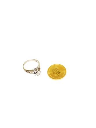 """Кольцо Монета Золото 585"""" 999"""" Бриллиант"""