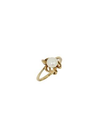 "Кольцо Золото 585"" Жемчуг"