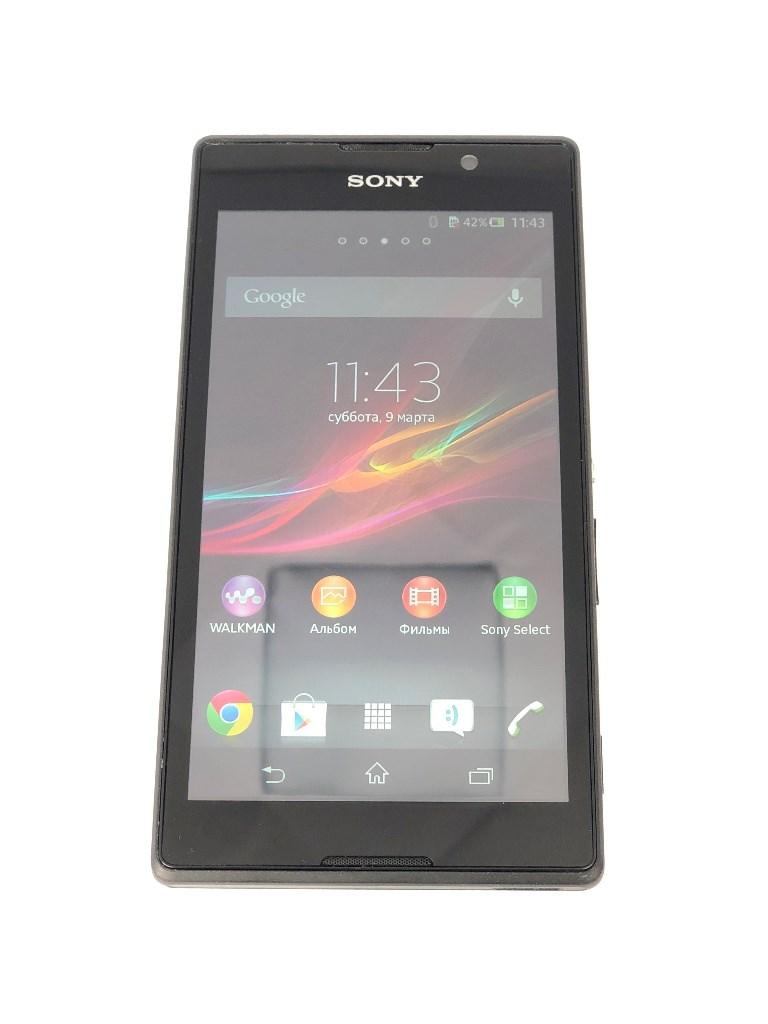 Телефон Sony Experia C