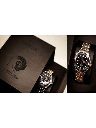 Часы Мужские OMEGA Limeted Edition ( James Bond 007)