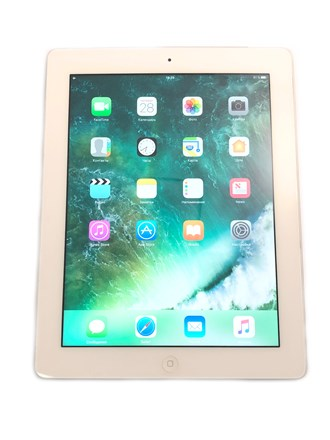 Планшет Apple iPad 4  (64, Wi-Fi+Cellular)