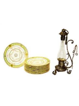 Лампа керосиновая Тарелки Австрия