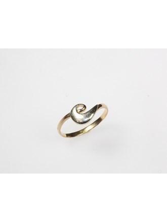 Кольцо фигурное. Золото 585