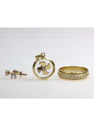 Ювелирные украшения Золото 585  Золото 750
