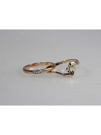 Ювелирные украшения Золото 585/583 Бриллианты