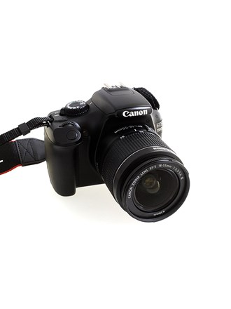 Фотоаппарат Canon EOS 1100 D Kit
