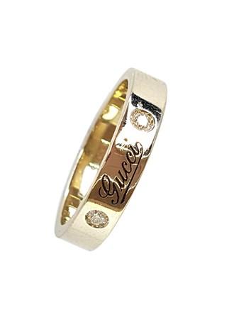 Кольцо Gucci с бриллиантами