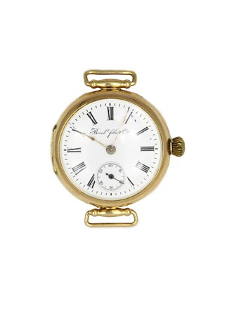 Часы Borel Fils & Cie, начало ХХ века
